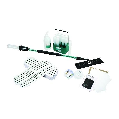 Easy Scrub Express MicroFiber Flat Mop Starter Kit