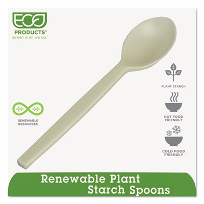 Eco-Products Plant Starch Spoon 7