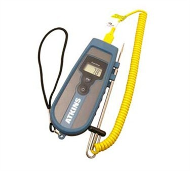 Franklin Machine Products  138-1185 Econo Temp Thermometer with Reduced Needle Probe