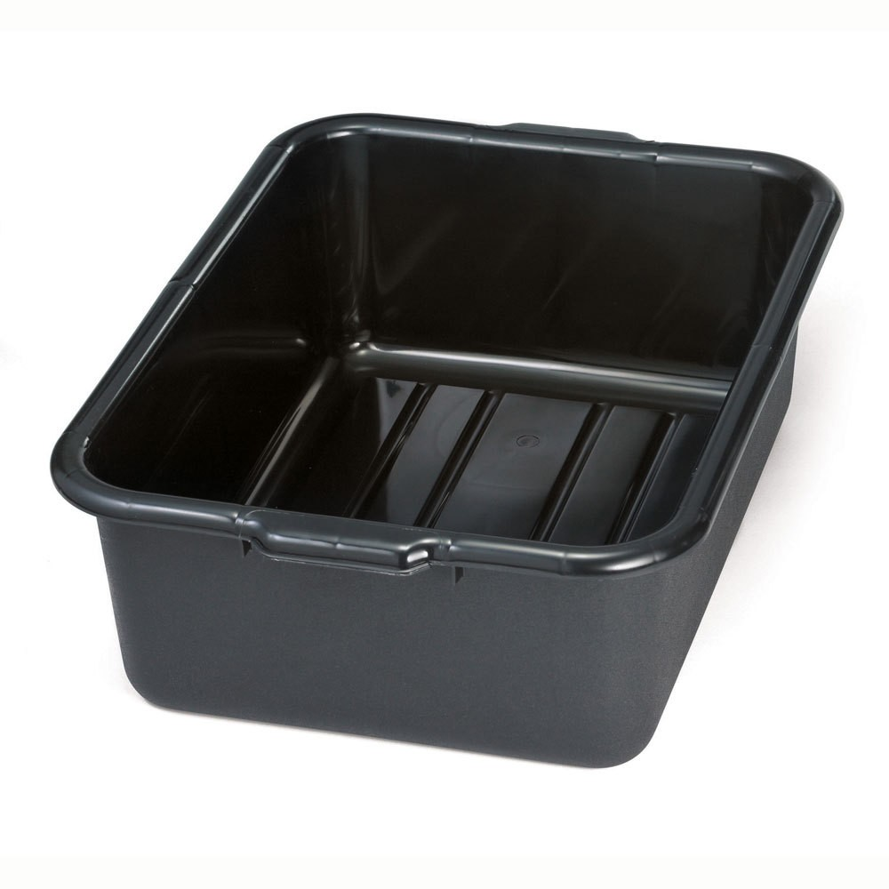 Economical Recycled Black Tote Box - 21-1/4