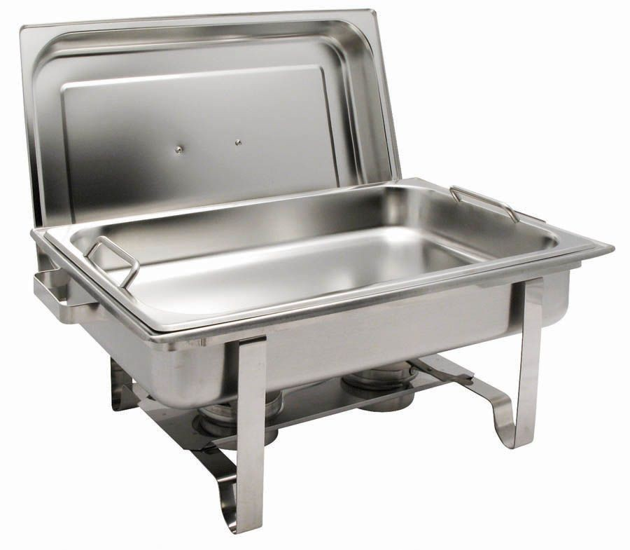 Economy Chafing Dish with EZ-Lift Food Pan