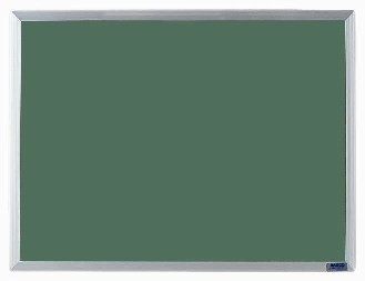 Economy Series Aluminum Frame Chalkboard (Choice of colors) - 18