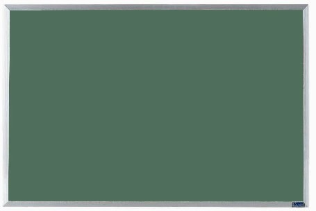 Economy Series Aluminum Frame Chalkboard (Choice of colors) - 24