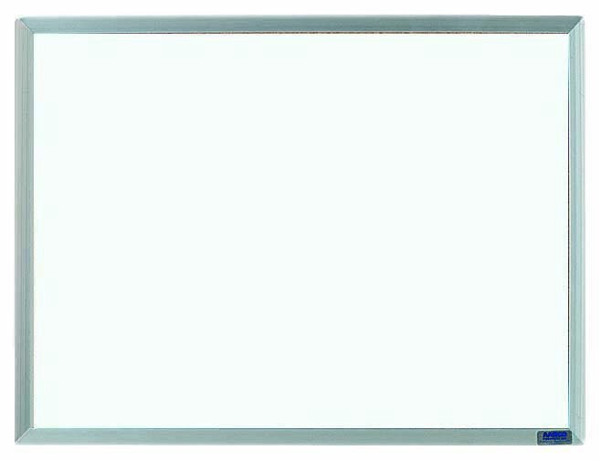 """Aarco Products AW1824 Economy Series Aluminum Frame Markerboard, 18""""H x 24""""W"""