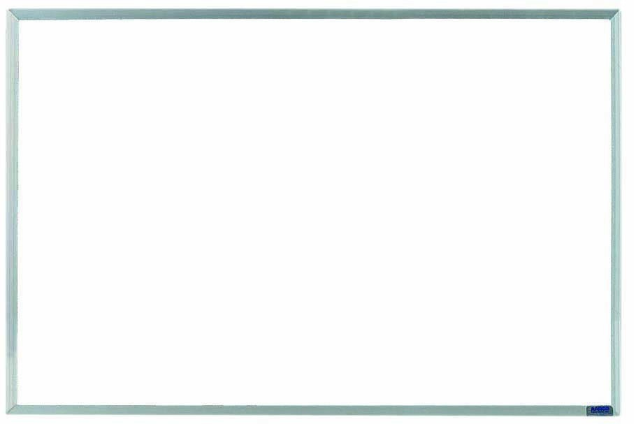 """Aarco Products AW2436 Economy Series Aluminum Frame Markerboard, 24""""H x 36""""W"""
