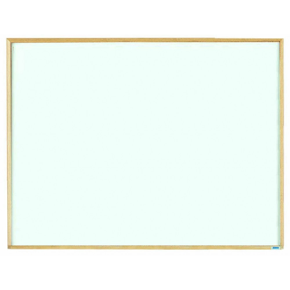 Economy Series Wood Frame Markerboard - 36