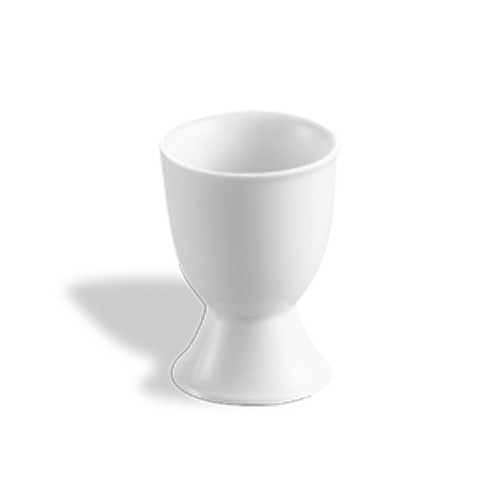 CAC China EGC-3 White China Egg Cup 1.5 oz.