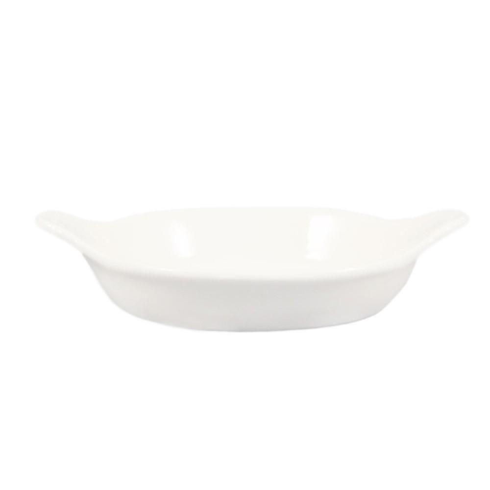 "CAC China EGD-14 Round Egg Dish, 10"""