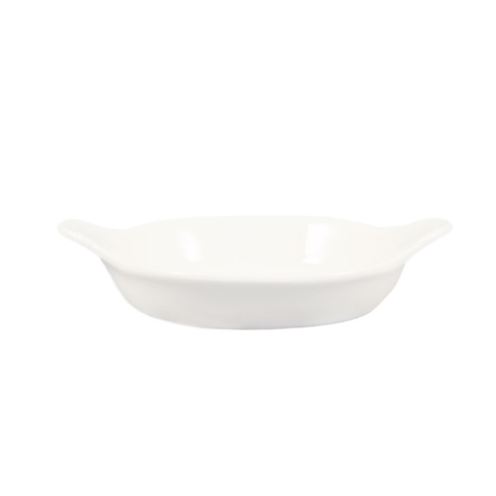 CAC China EGD-12 Round Egg Dish 12""