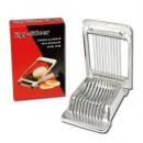 Winco AES-4 Square Aluminum Egg Slicer