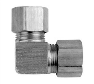 Franklin Machine Products  158-1033 Elbow, Compression (3/8 Od )