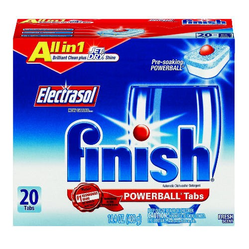 Electrasol, 2-in-1 Power Ball Tabs