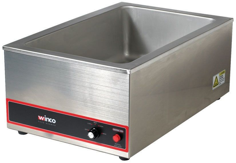 Electric Food Warmer - Full Size