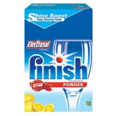Electrosol Automatic Dishwasher Detergent, Lemon Scent, Powder, 2.3 qt. Box