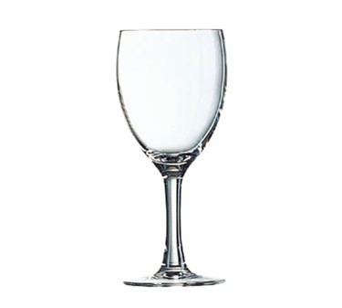 Cardinal 37413 Arcoroc Elegance 6 oz. Wine Glass