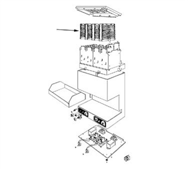 Element, Toaster (104V, 328W)