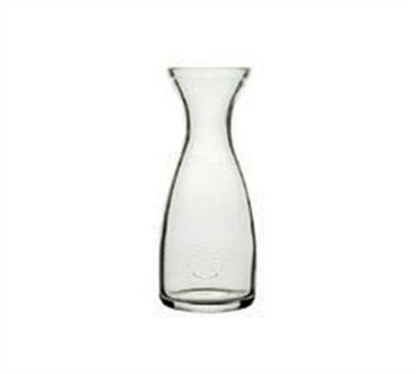 Elemental 1/2 Liter Glass Carafe - 8-1/2