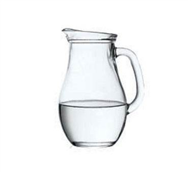 Elemental 1-Liter Glass Pitcher - 8