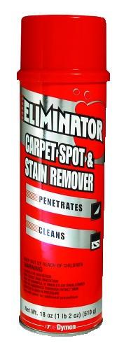 Eliminator Carpet Spot & Stain Remover, Aerosol, 20 Oz