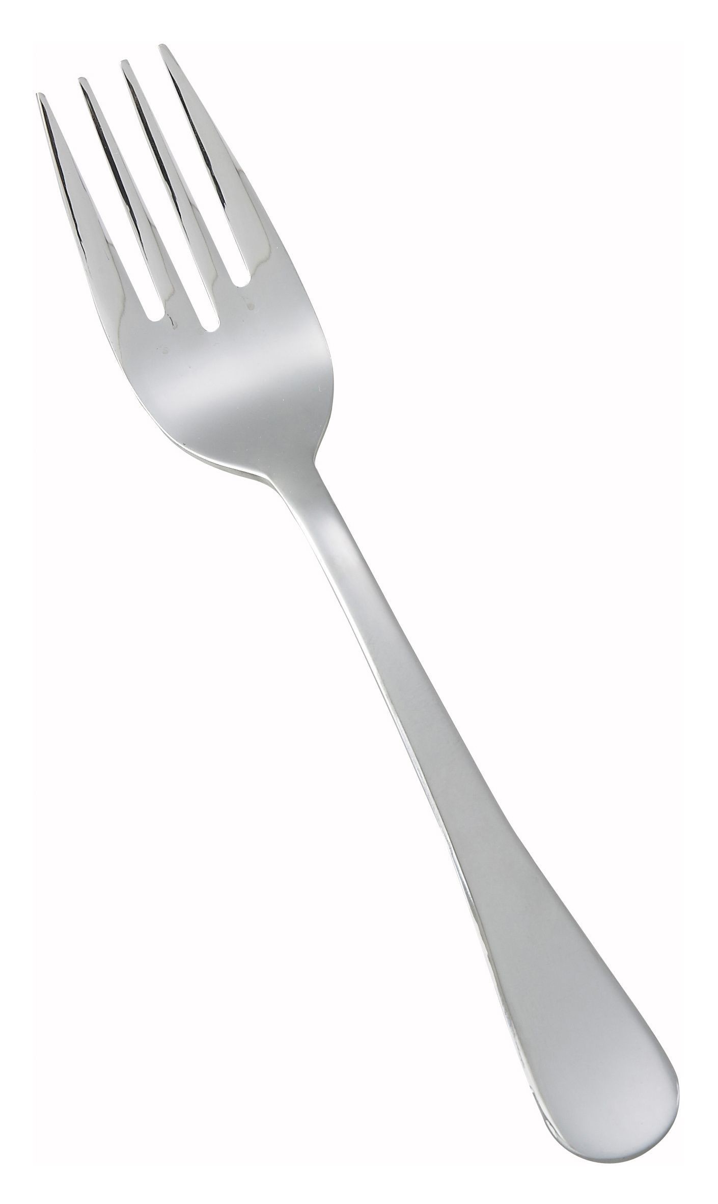 Elite Heavy Weight Mirror Finish Stainless Steel Salad Fork (12/Pack)