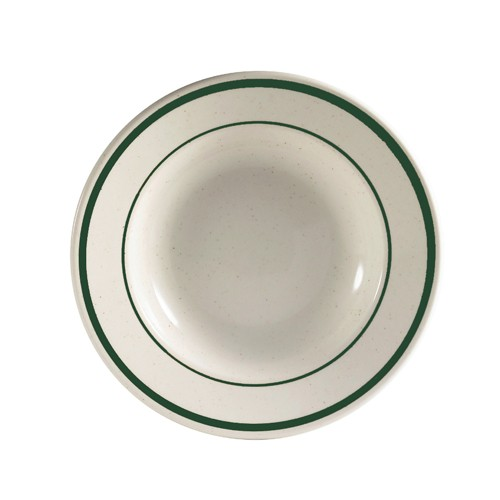 CAC China CES-3 Emerald Soup Bowl 10 oz.