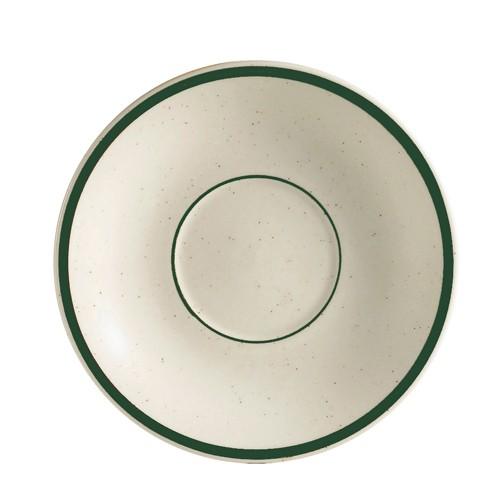 Emerald Series Saucer, 6