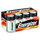 Energizer Battery C, 8-Pack