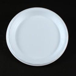 Enviroware enviroware Foam Dinnerware, Plate, 10