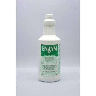 Enzym D Digester Deodorant, Mint, 1qt, Bottle