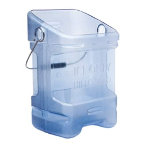 Ergo Safe Ice Tote, Translucent Blue