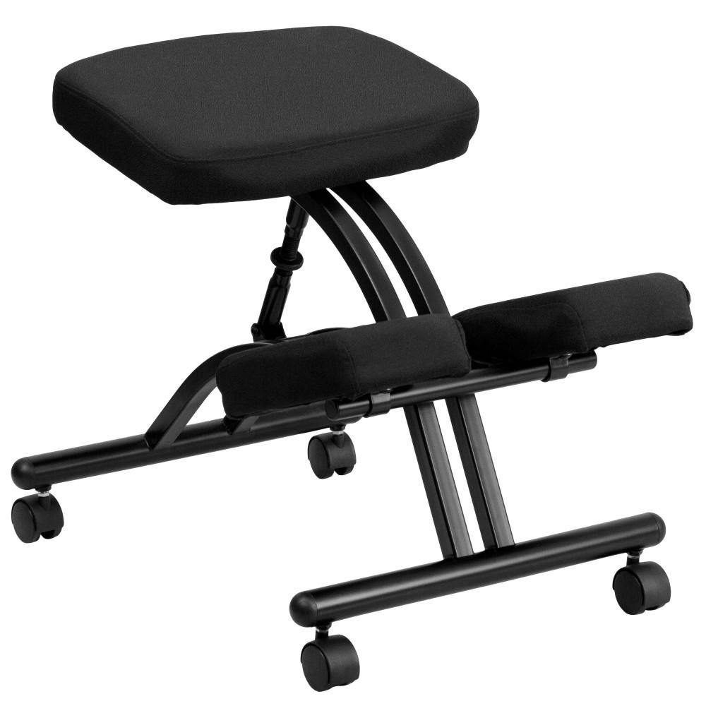 Flash Furniture WL-1420-GG Kneeling Posture Office Chair