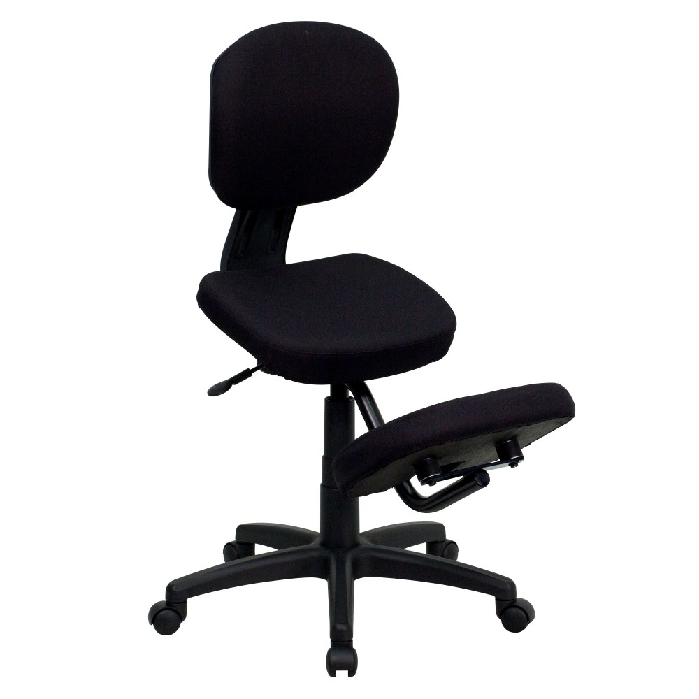 Flash Furniture WL-1430-GG Ergonomic Kneeling Posture Task Chair