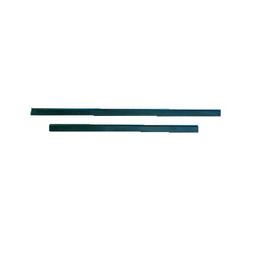 Ergotec Pro Window Replacement Rubber Squeegee Blades, 14