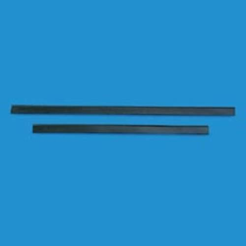 Ergotec Pro Window Replacement Rubber Squeegee Blades, 16