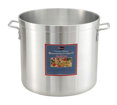 Extra Heavy Aluminum 20-Qt Stock Pot