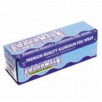Heavy-Duty Aluminum Foil Roll, 18