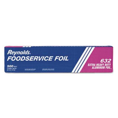 Reynolds Wrap Extra Heavy-Duty Aluminum Foil Roll, 18