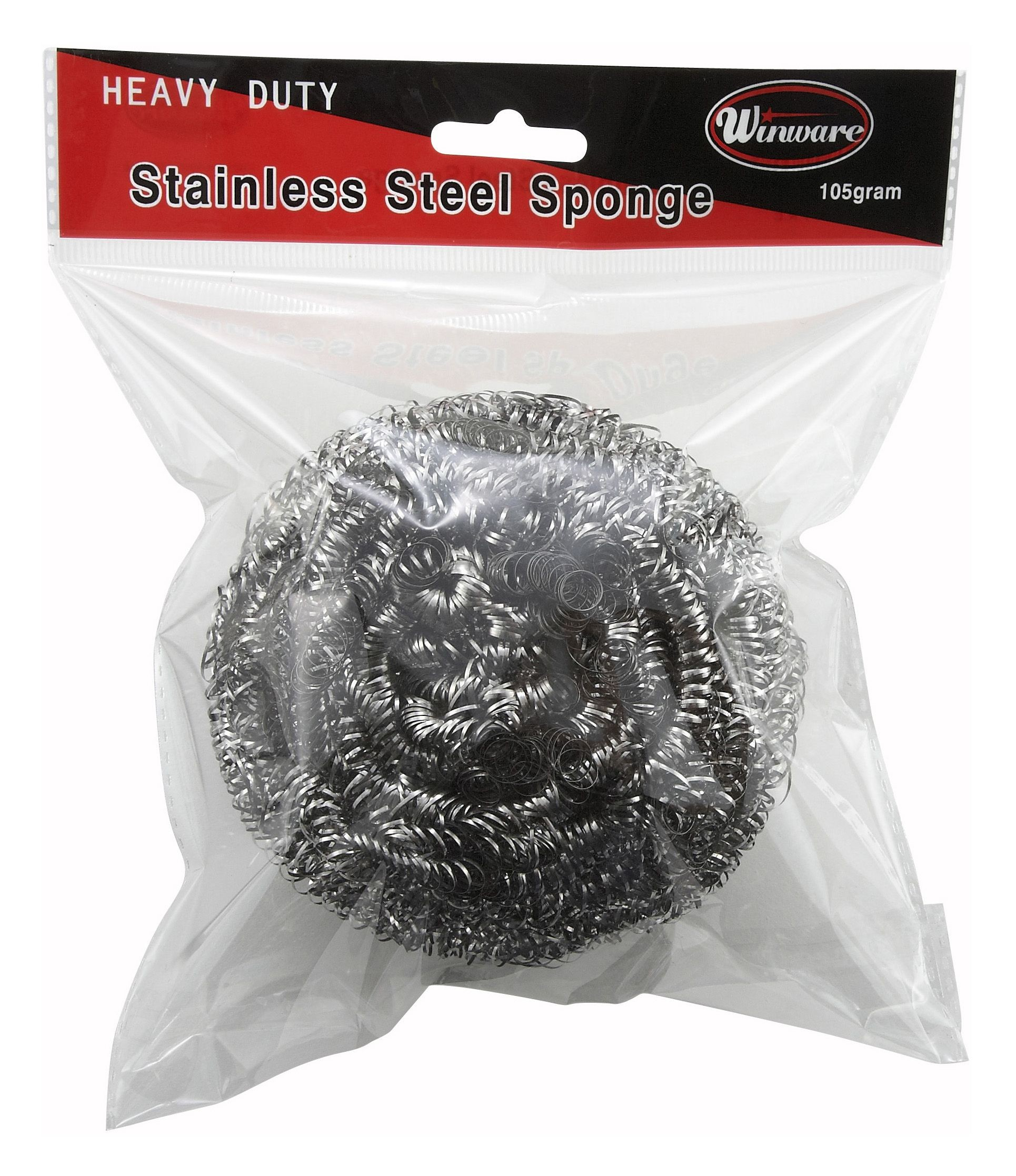 Extra Large Stainless Steel Sponges 105G