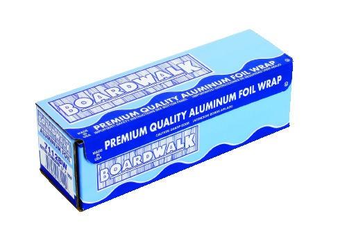 Extra Standard Aluminum Foil Roll 12 X 500