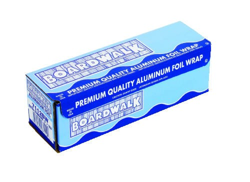 Extra Standard Aluminum Foil Roll, 1000 ft