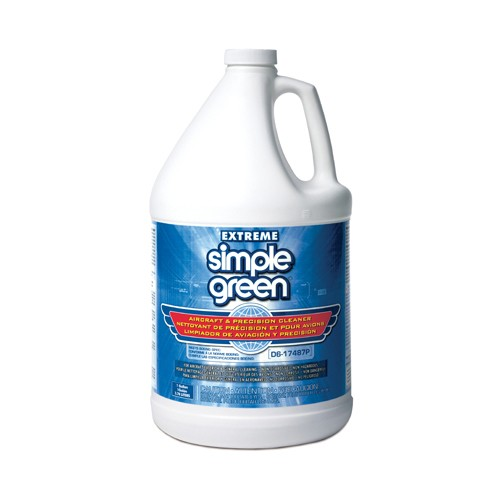 Extreme Equipment Cleaner, 1gal, Bottle