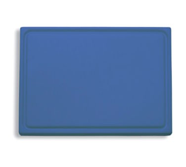 "Friedr. Dick 9153000-12 Cutting Board, Blue, 20 3/4"" x 12 3/4"" x 3/4"""