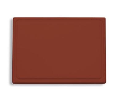 "Friedr. Dick 9153000-15 Cutting Board, Brown, 20 3/4"" x 12 3/4"" x 3/4"""