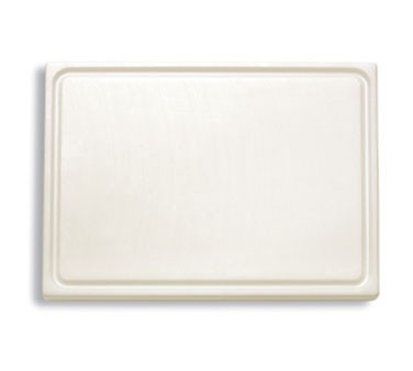 "Friedr. Dick 9153000 Cutting Board, White, 20 3/4"" x 12 3/4"" x 3/4"""