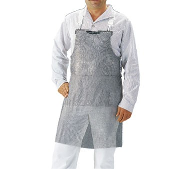 Friedr. Dick 9165000 Stainless Metal Mesh Apron 55 x 80 Cm