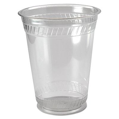 Fabri-Kal Greenware Cold Drink Cups, Clear, 16 oz., 1000/Carton