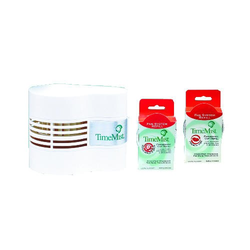 Fan Dispenser Fragrance, Assorted Pack