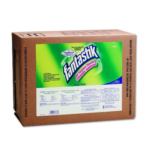 Fantastik� All Purpose Cleaner, 5 Gallon Bag in Box