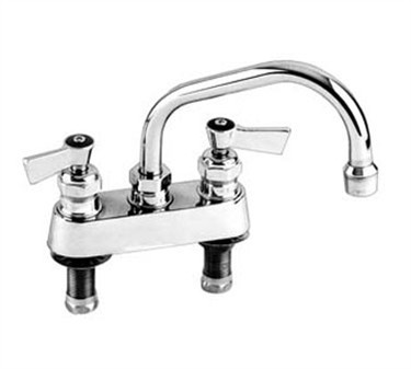 Franklin Machine Products  112-1031 Faucet, Deck (4, 12 Spout )