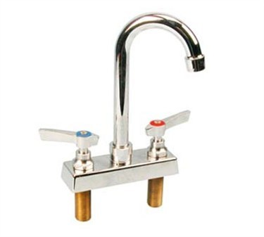 Franklin Machine Products  107-1013 Faucet, Deck (4Gsnk Spout, K11 )